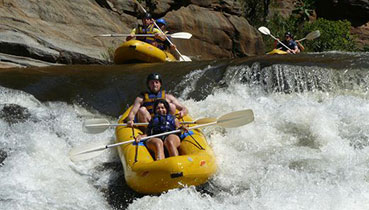 River Rafting Kleinmond